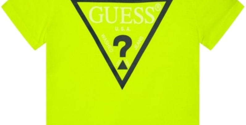 GUESS T-SHIRT TRIANGOLO LOGO Art. H02I00K5M20