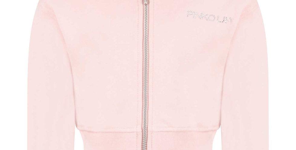 Pinko FELPA C/CAPPUCCIO BIMBA 012206
