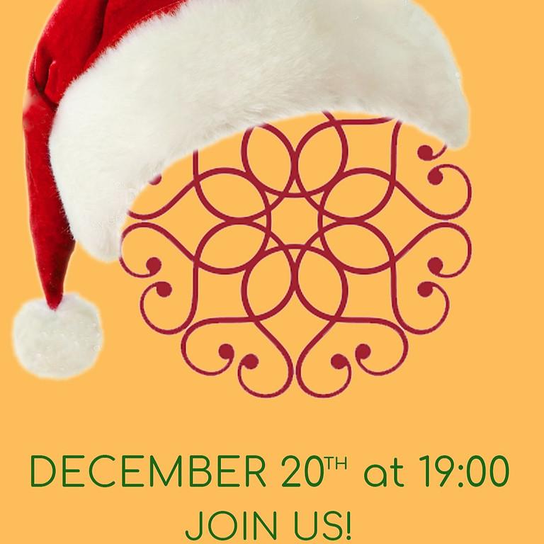 Yoga Heart's Christmas Get Together