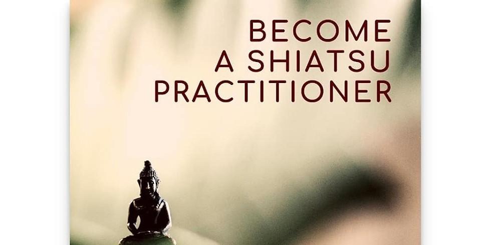 Become a Shiatsu Practitioner