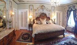 Versailles inspired bedroom