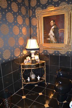 Napoleonic Powder Room