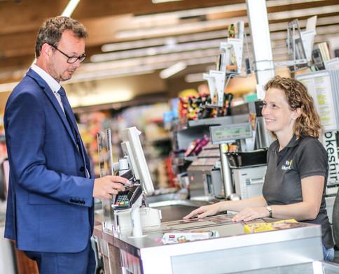 VISBEK macht bezahlen in Sekundenschnelle - Volksbank Visbek💸📲