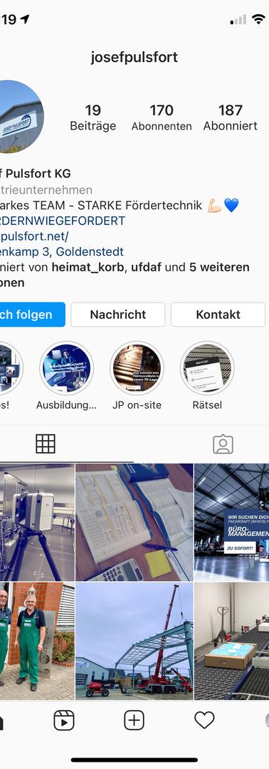 Social Media Sebastian Heun Visbek