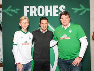 Fanclub Weihnachtsfeier 2017 im Weserstadion