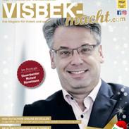 """visbekmacht HO-HO-HO - Schon gelesen??!!!💪😃 🎁 Die neue Winter - Ausgabe von """"VISBEK macht"""" ist raus - Gefällt uns sehr!🎅☝️ Im Portrait: Büsselmann Steuerberatungsgesellschaft mbH Auch online lesen➡️ https://www.visbek-macht.com // LINK IN BIO #visbekmacht #winter #visbek #magazin #lesenistcool #steuerbüro"""