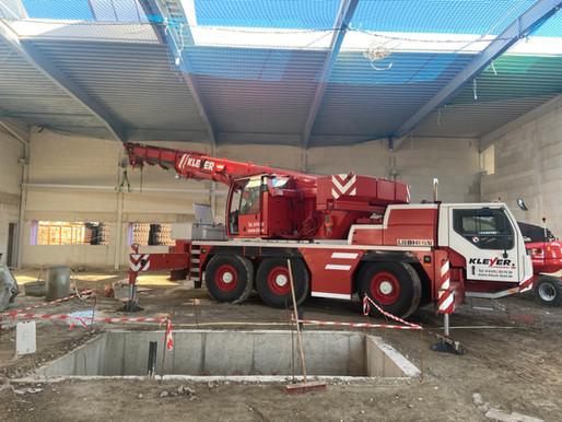 Krandienst Kranvermietung Kranverleih Baumfällungen Autokran und Arbeitsbühnen in Diepholz