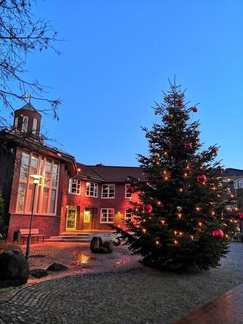 VISBEK macht Frohe Weihnachten - Gemeinde Visbek🎄🎁