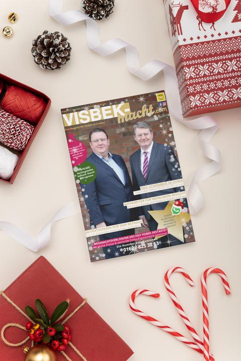 VISBEK macht Magazin - Die neue Winterausgabe ist da!⛄️🎁