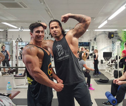 Ricos Muscle Gym