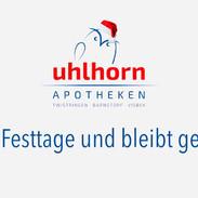 """visbekmacht #visbekmacht gesunde Festtage - @uhlhorn_apotheken 😃👍 Seit dem 15.12.2020 verteilen die @uhlhorn_apotheken FFP2- Masken an leistungsberechtigte Patienten😷👍 ➡️Leistungsberechtigt sind Patienten, die das 60. Lebensjahr vollendet haben oder Risikopatienten sind. ➡️Als leistungsberechtigter Patient bekommst du die ersten drei FFP2- Masken kostenlos. Die Uhlhorn Apotheken haben ausreichend Masken für die Stammkunden auf Lager😃👍👍 ‼️ÜBRIGENS‼️ Mit der universellen Gesundheits-App """"Meine Apotheke"""" könnt ihr einfach von unterwegs die praktischen Funktionen nutzen, wie zum Beispiel das bequeme Bestellen von Medikamenten mit eurem Smartphone📲👍 Einfach beim Team der Uhlhorn Apotheken nachfragen👍 Bleibt gesund 🙏 #uhlhornapotheken #zusammengegencorona #ffp2masken #bleibtgesund #apothekevorort #visbek #barnstorf #twistringen #wildeshausen #goldenstedt #apotheke"""