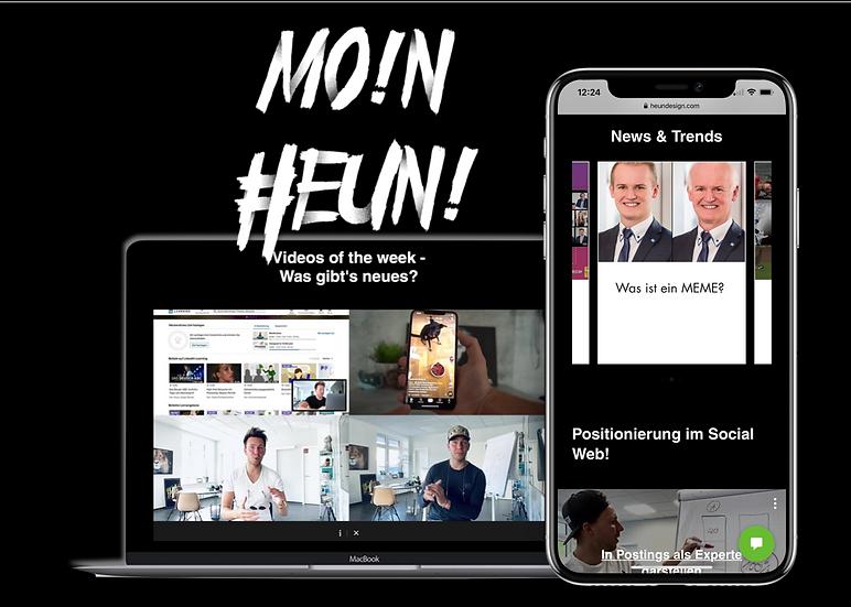 MO!N HEUN! Online - Videokurse