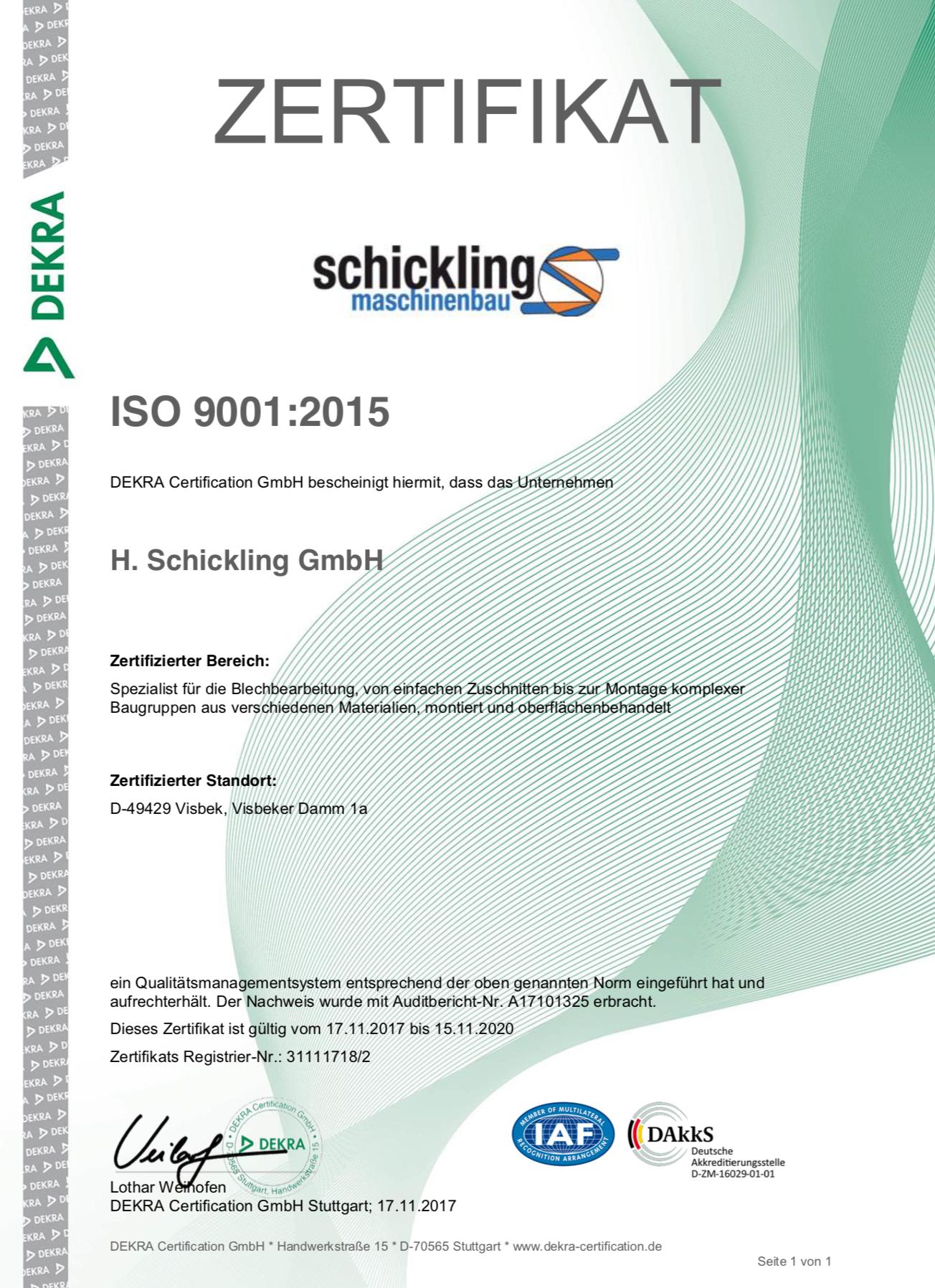 DIN9001