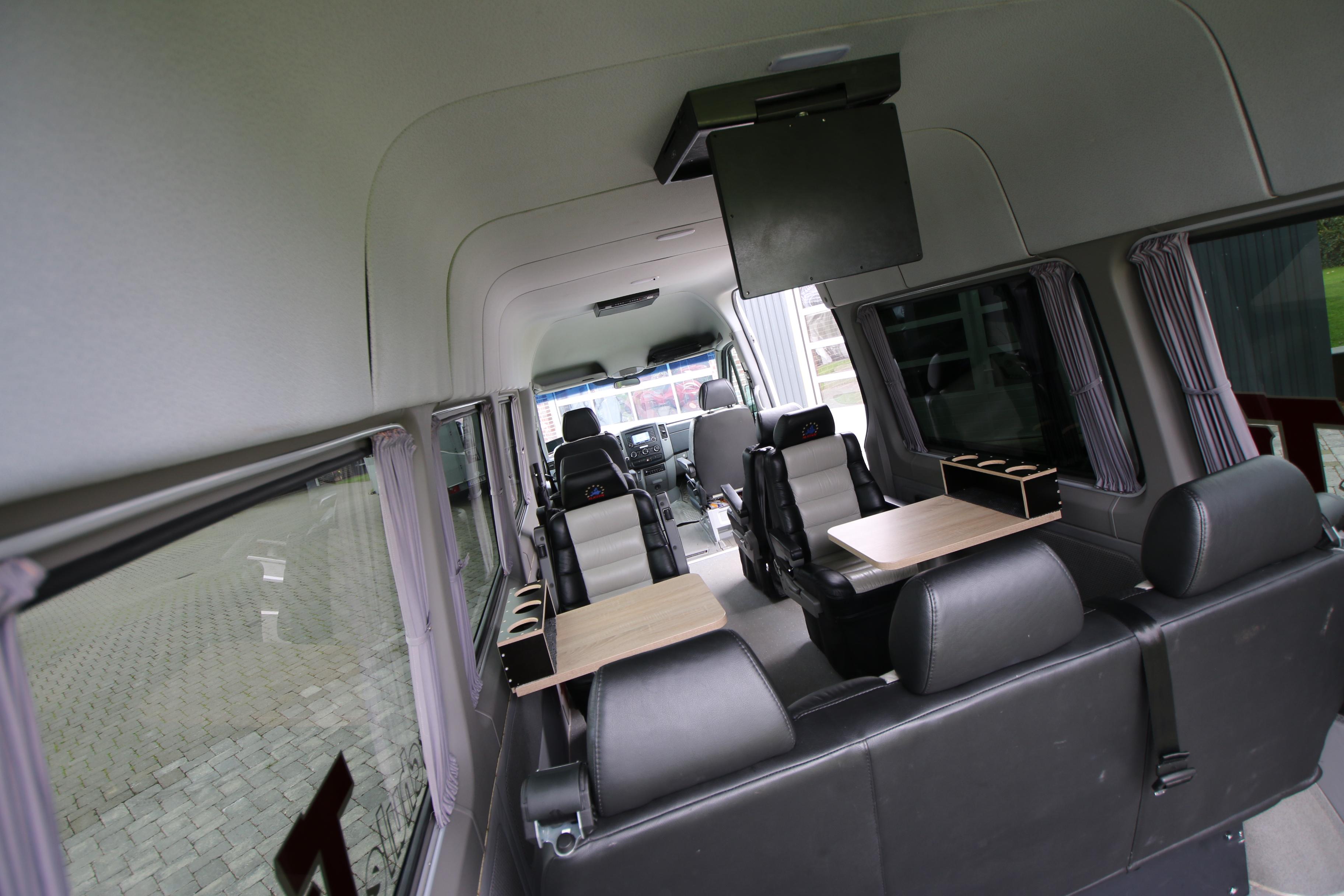 9 - Sitzer - Vermietung