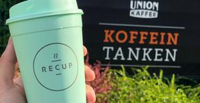 Koffein tanken mit RECUP