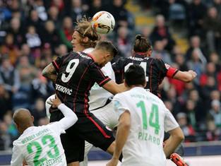 Fahrt zum Heimspiel Werder gegen Frankfurt am 14.05.2016