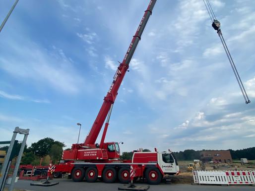 Krandienst Kranverleih Kranvermietung Kranarbeiten Baumfällungen Kran mieten Arbeitsbühnen mieten in