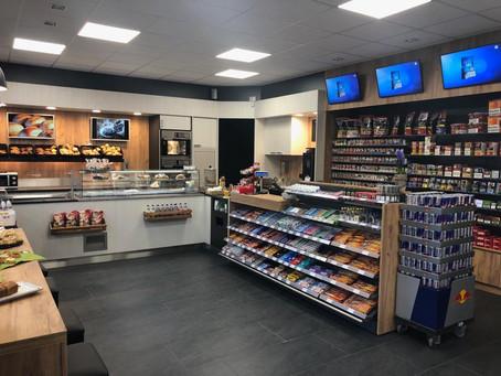 Neuer Shop in Fahrenhorst