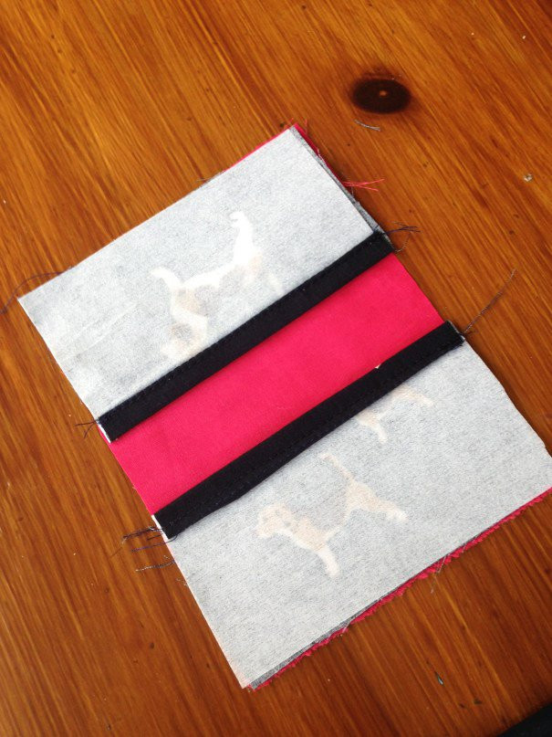 how to sew a card wallet by sew retro