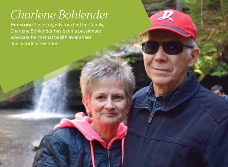 YOUR STORY MATTERS. CHAR BOHLENDER