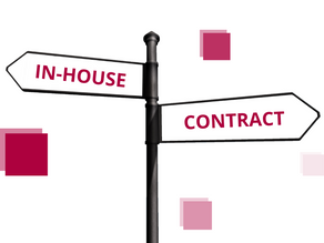 IN-HOUSE VS. CONTRACT THERAPY:  WHEN TO MAKE THE SWITCH