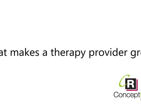 WHAT MAKES CONCEPT REHAB A GREAT REHAB PROVIDER?