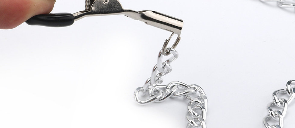 Weighted Nipple Clamps