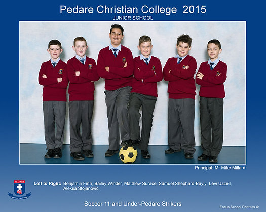 Soccer 11 and Under-Pedare Strikers