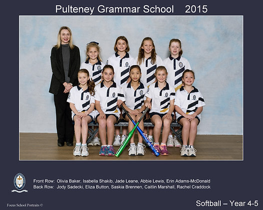 Softball - Year 4-5