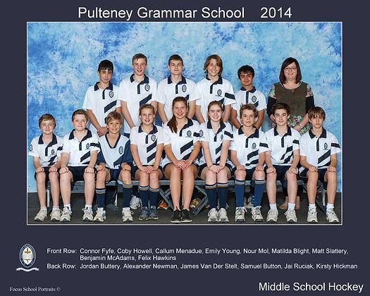 Middle School Hockey