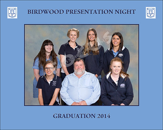Birdwood 2014 Home Group 13