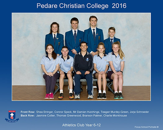 Athletics Club Year 6 - 12
