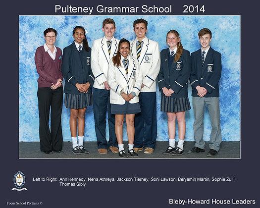 Bleby-Howard House Leaders