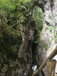 Hiking Devils Bridges