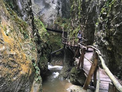 Devils Bridges hiking