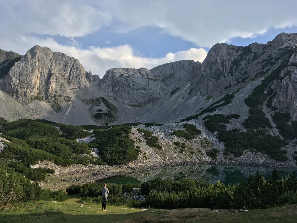 Pirin lakes