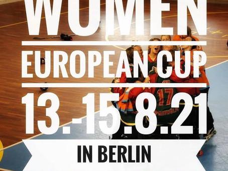 Damen-Europapokal in Berlin