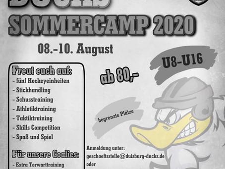 Ducks Sommercamp