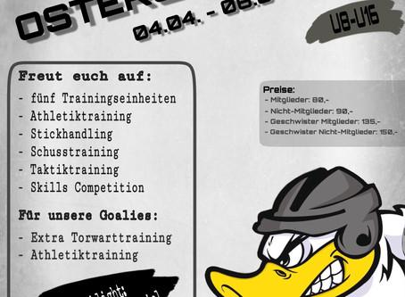 Ducks Ostercamp 2020 - Jetzt anmelden!