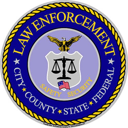 101 - Law Enforcement Qualification Prep Course
