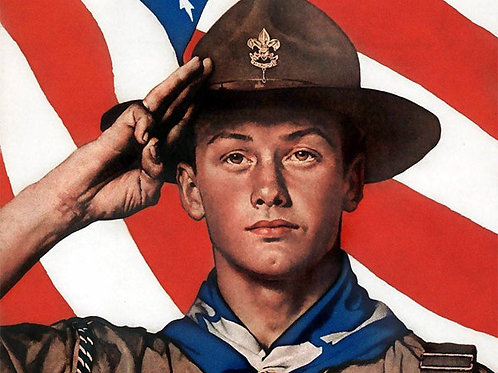 The Scout Membership (12-20) Years Old
