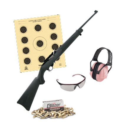 .22 Rifle Rental Package $85 +Tax