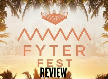 All Elite Podcast -Fyter Fest Review