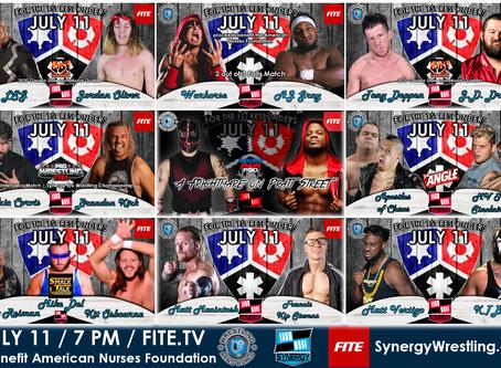 Synergy Wrestling PPV