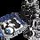 Thumbnail: TECH 3 APEKS | DIN 300 | SET TECH 3 + XTX 50