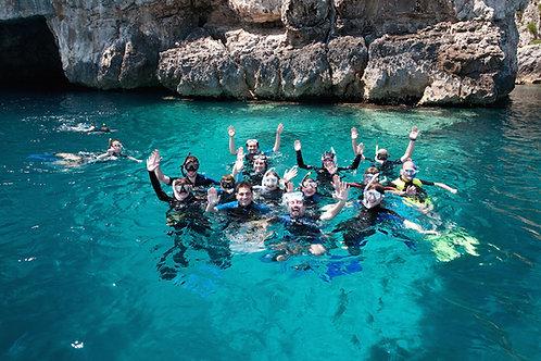 Snorkeling - con esperti di Biologia Marina