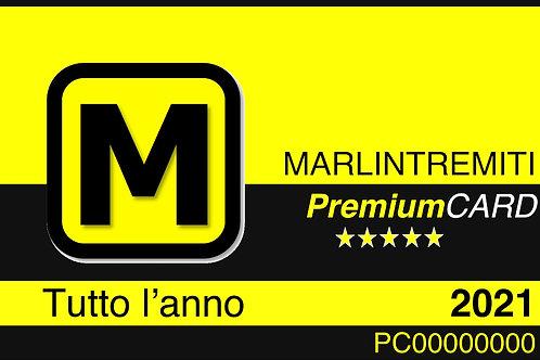 Premium CARD |tutte le volte che vuoi |Traghetto + Noleggio Attrezz. |