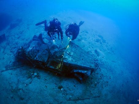 """Una """"Pescaccia"""" in fondo al Mare delle Isole Tremiti"""