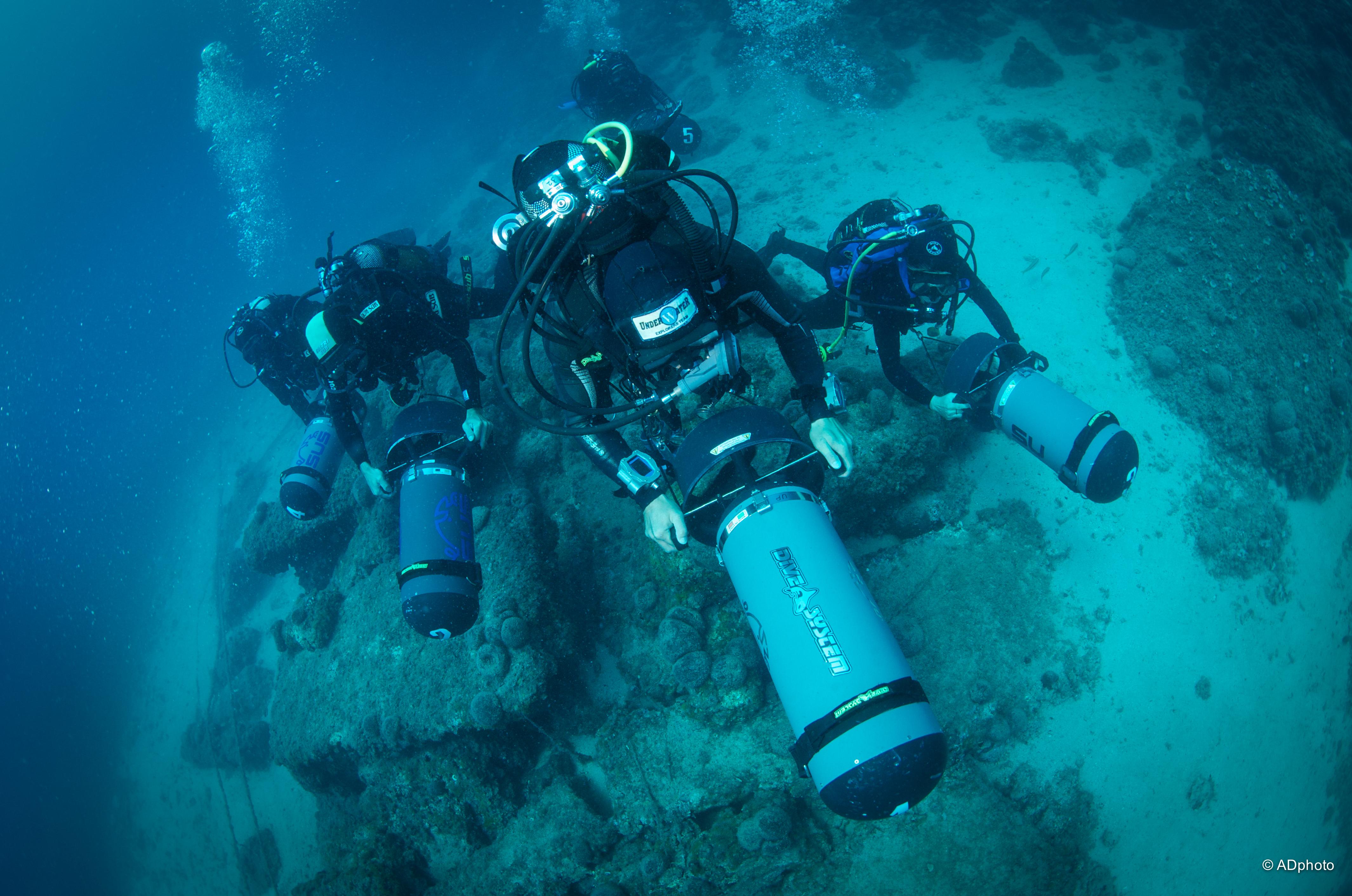Le Tour Dive