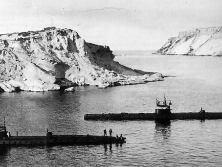 1917 - Due sommergibili alle Tremiti